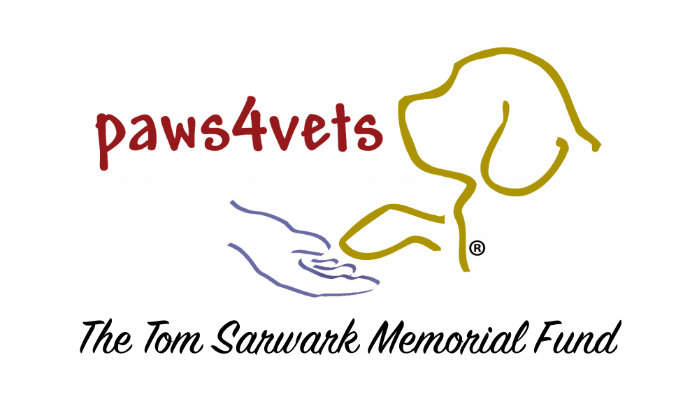 paws4people Sponsor | Tom Sarwark Memorial Fund