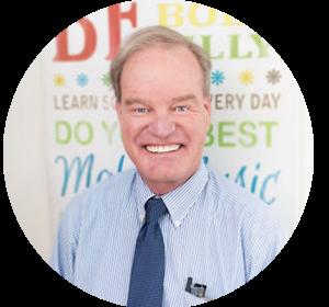 Larry Goetschius,  Executive Director