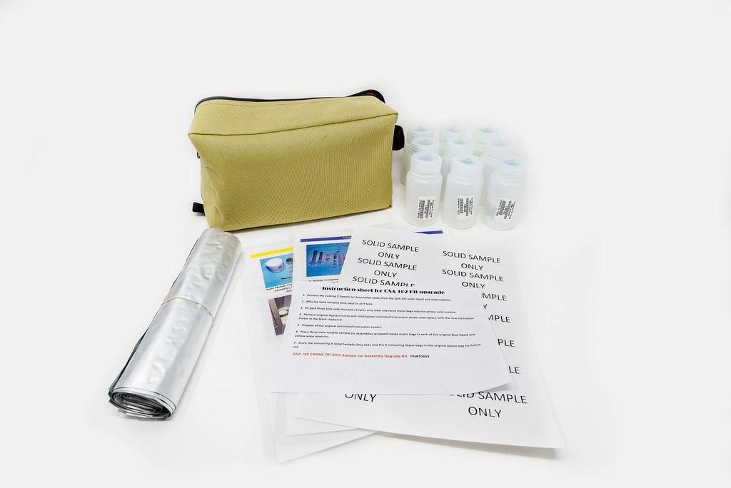 DRSKO Sample Jar Upgrade Kit