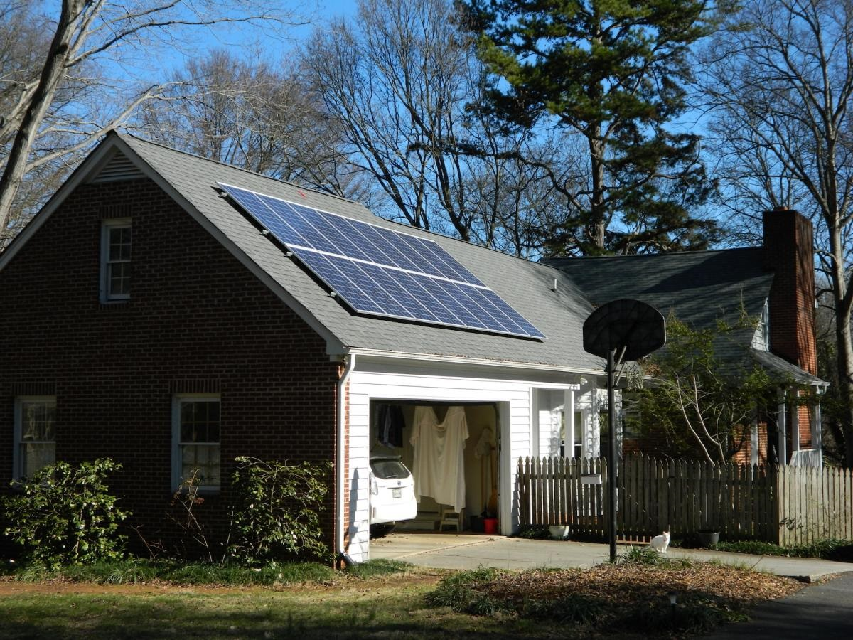 Charlotte Solar Contractor and Solar Panel Installation