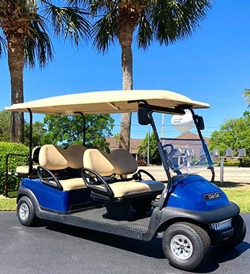 2020 Club Car 6 Passenger