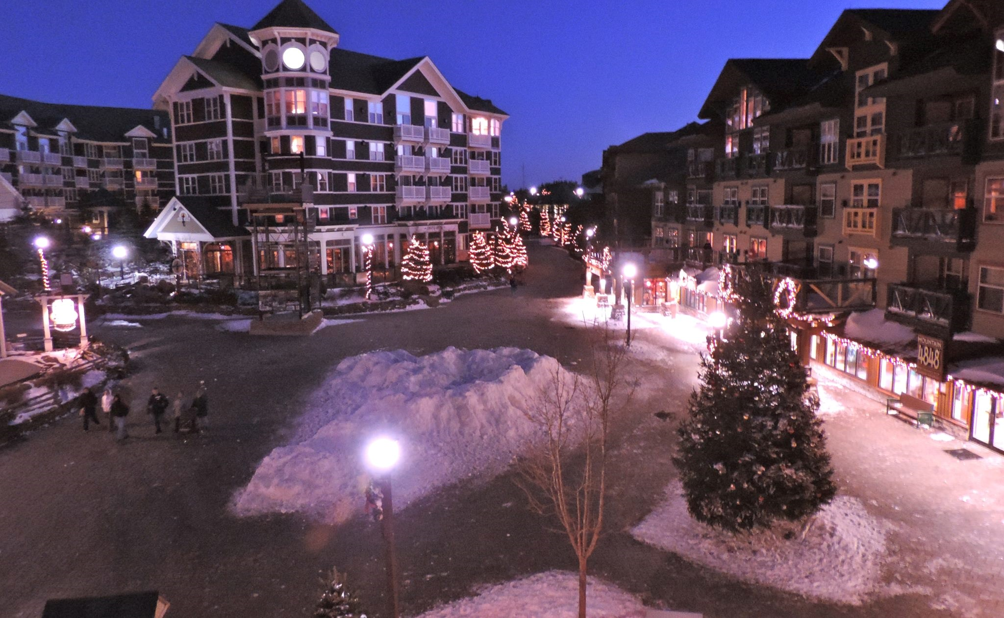 Allegheny Springs - SnowShoe Mountain Resort - 3