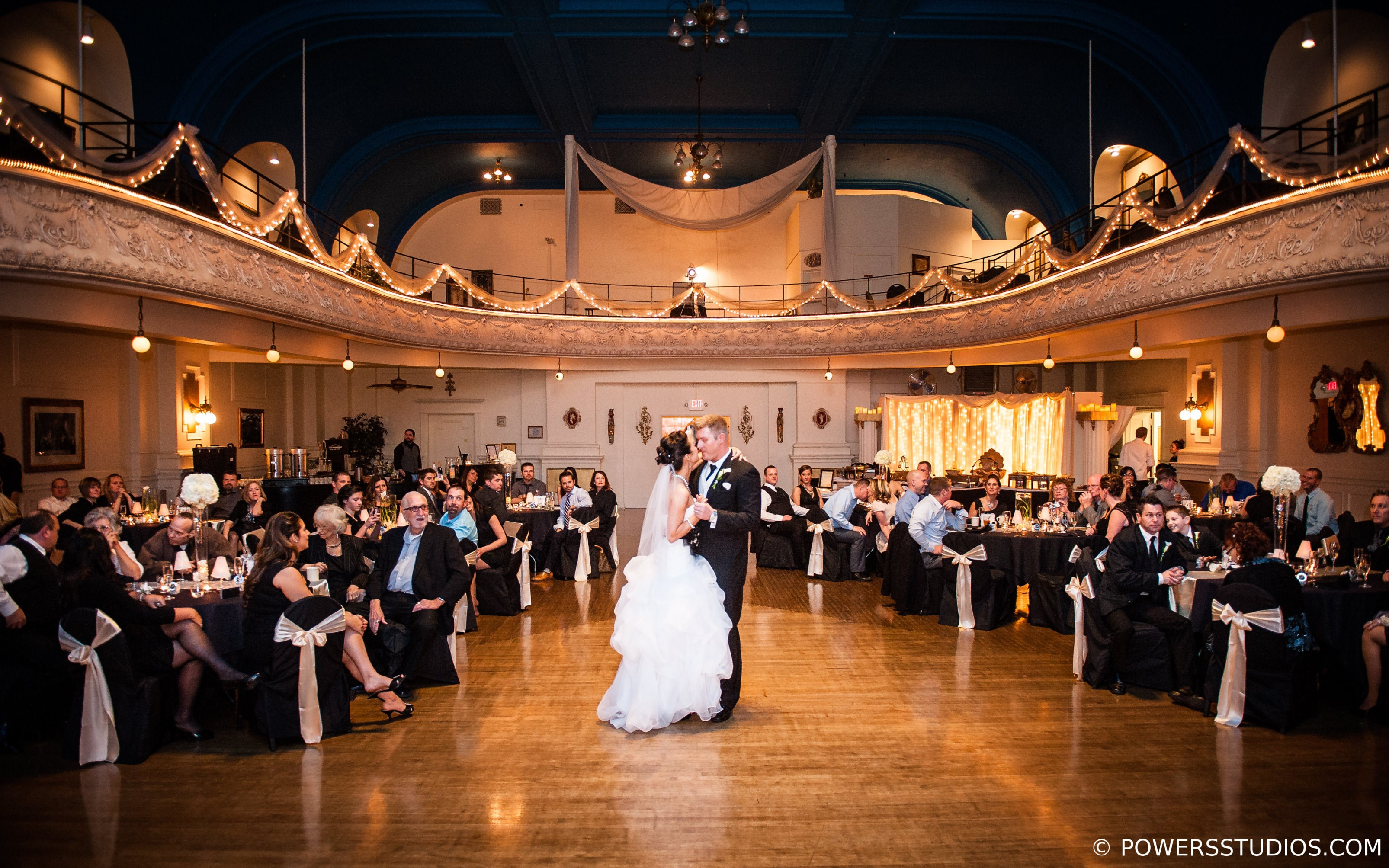 Adrianna Hall Grand Ballroom - 3