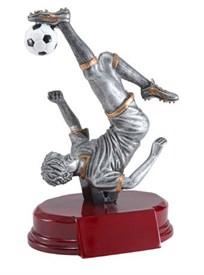 CAT-9 - Male Soccer Resin Figure
