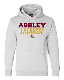 AHS White Champion Hoodie - Orders due by Friday, November 20, 2020