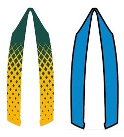 Mohawk Stripe 3 color