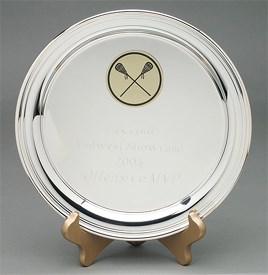 PN-8 - Nickle Plated Plate