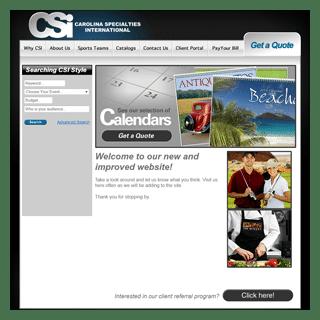 Carolina Specialties International