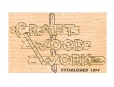 Craft Woodwork, Inc. Logo