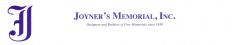 Joyner's Memorial, Inc. Logo