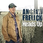 Andrew Frelick 'Heads Up'