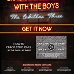 The Cadillac Three 'Cracklin Cold Ones With The Boys'