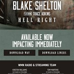 Blake Shelton feat. Trace Adkins 'Hell Right'