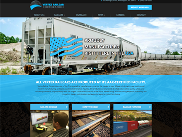Vertex Rail Corporation