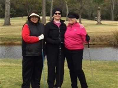 Palmetto Dunes - 3rd Flight winners: Cheryl Smith, Anita Berreca, Linda Murphy and Linnea Wilson (photograper)