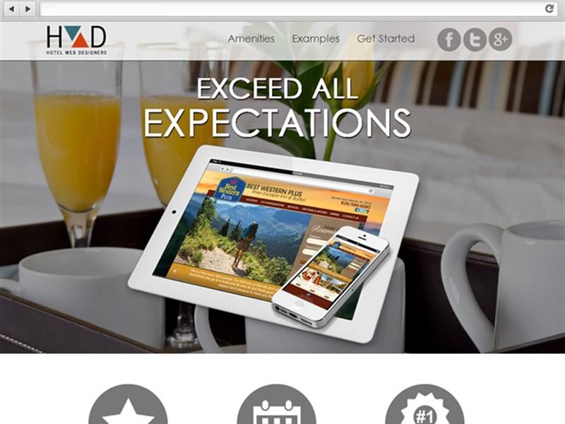 Hotel Web Designers