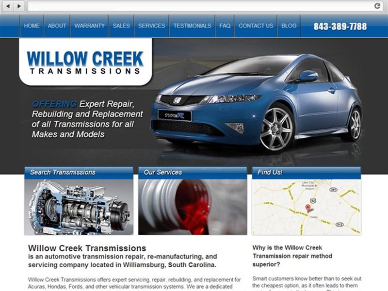 Willow Creek Transmissions