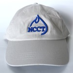 White NCCT New Era Hat