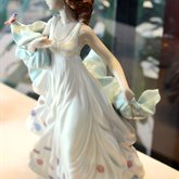 Lladro Summer Serenade available at Albert F. Rhodes Jewelers