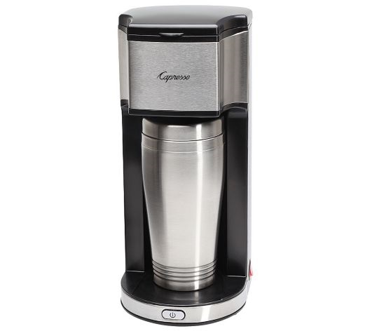 Carolina Coffee Capresso On-the-Go Personal Coffee Maker