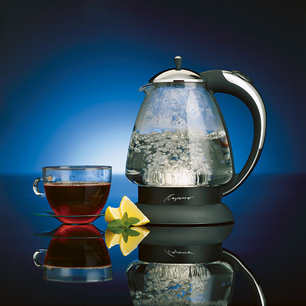 Carolina Coffee Capresso H20 Plus Glass Water Kettle