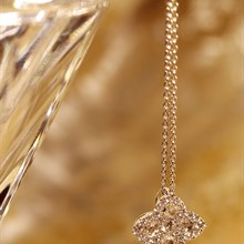Diamond Necklace available at Albert F. Rhodes Jewelery