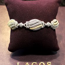 "Lagos Lagos ""Soiree"" Bracelet available at Albert F. Rhodes Jewelery"