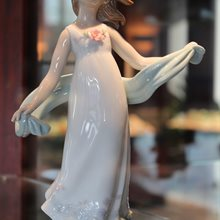 Lladro Soft Breeze available at Albert F. Rhodes Jewelery