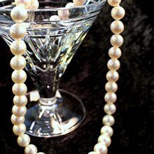 Freshwater Cultured Pearl Strand available at Albert F. Rhodes Jewelery