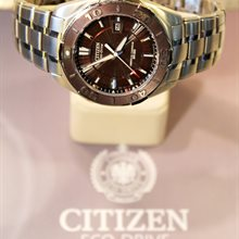 Citizen Watch…Fueled by Light available at Albert F. Rhodes Jewelery