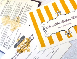 Definitley Debra Invitation and Wedding Boutique, in Chandler, Arizona