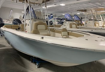 2019 Key West 203 FS Ice Blue #TC265 liquid-unknown-field [type] Boat