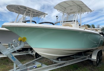 2019 Key West 219 FS Seafoam #NF298 liquid-unknown-field [type] Boat