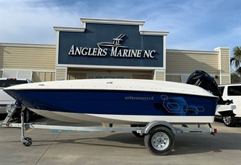 2020 Bayliner Element E16 Blue Stock No. X1267 liquid-unknown-field [type] Boat