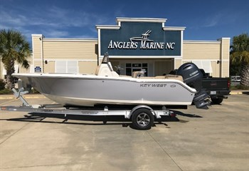 2020 Key West 203 FS Manta Gray #TC138 Boat