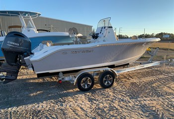 2020 Key West 219 FS Manta Gray #NF160 liquid-unknown-field [type] Boat