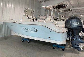2020 Robalo R180 Ice Blue/White (On Order) Boat