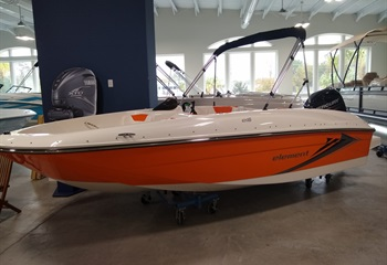 2020 Bayliner E16 orange liquid-unknown-field [type] Boat