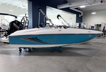 2021 Bayliner Element E16 Impulse Blue/White Boat