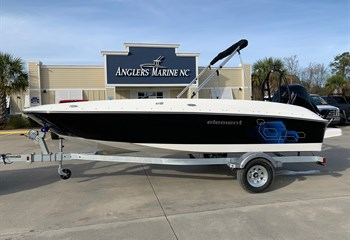 2021 Bayliner Element E18 Black/White  Boat