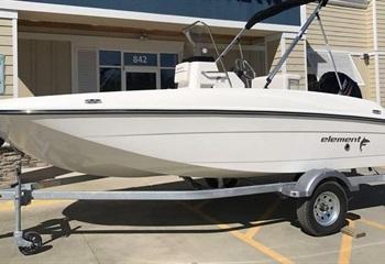 2021 Bayliner Element F16  Boat