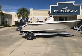 2021 Key West 189 FS Sand  Boat