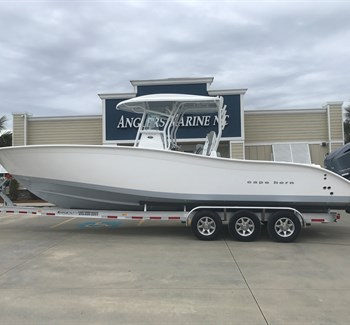 2019 Cape Horn 31T White/Grey New Boat