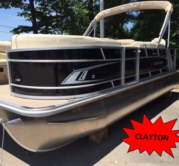 2019 Starcraft EX 22 Fish Black (Clayton) liquid-unknown-field [type] Boat