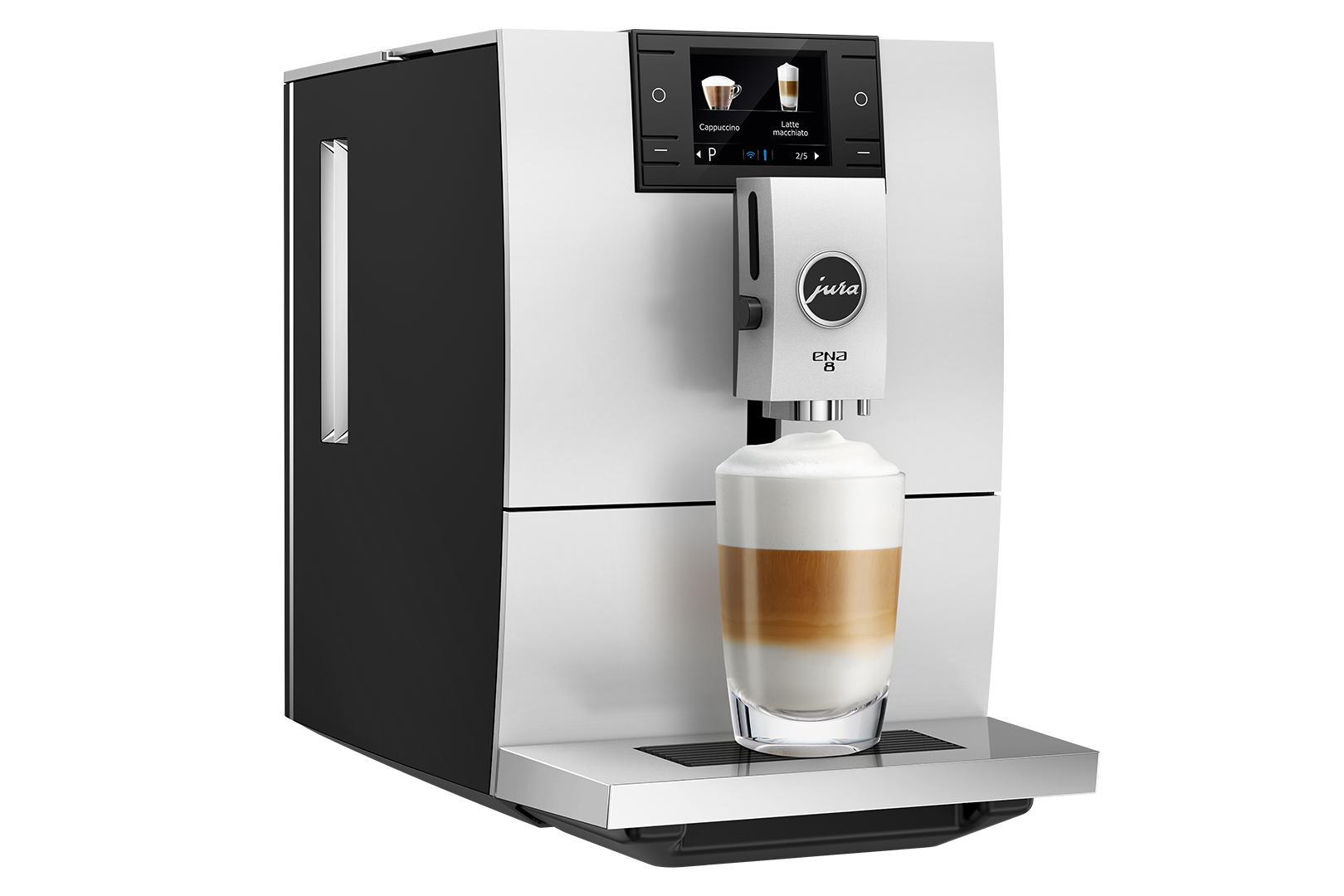 Carolina Coffee Jura ENA 8 - Metropolitan Black