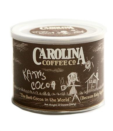 Carolina Coffee Katy's Cocoa