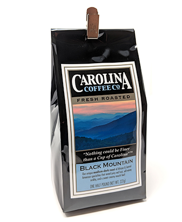 Carolina Coffee Black Mountain Blend