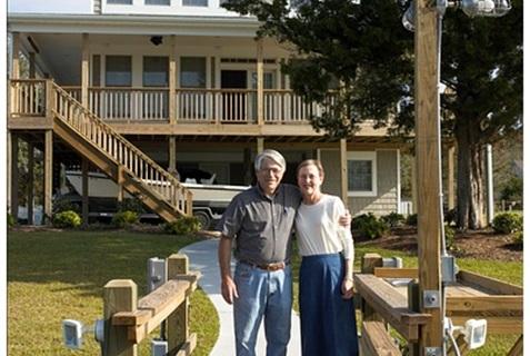 Jim and Ann White