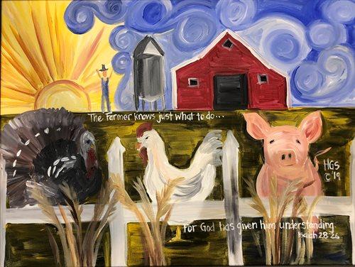 Is 28:26 Farm 2