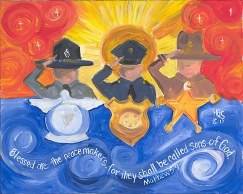 Matthew 5:9 (Law Enforcement)
